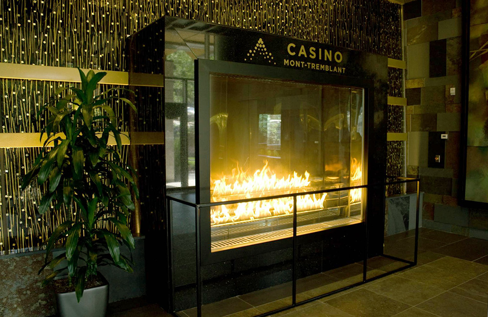 Fireplaces -
